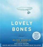 Cover of: The Lovely Bones | Alice Sebold