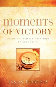 Cover of: Moments of Victory