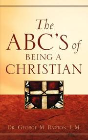 Cover of: The ABC