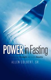 Power In Fasting