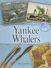 Cover of: Yankee Whalers (Events in American History)