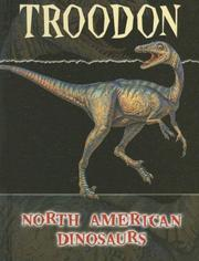 Cover of: Troodon (North American Dinosaurs)