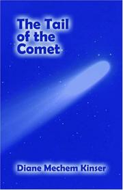 Cover of: The Tail of the Comet | Diane, Mechem Kinser
