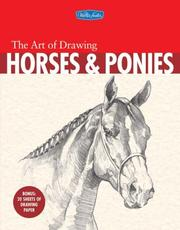 Cover of: The Art of Drawing Horses & Ponies (Art of Drawing)