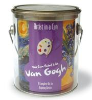 Cover of: You Can Paint Like Van Gogh