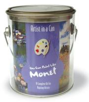 Cover of: You Can Paint Like Monet
