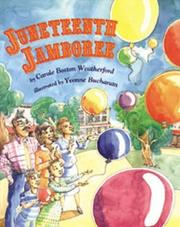 Cover of: Juneteenth Jamboree