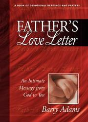Cover of: Father's Love Letter