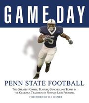 Cover of: Game Day: Penn State Football