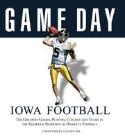Cover of: Game Day: Iowa Football