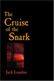 Cover of: The Cruise of the Snark | Jack London
