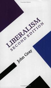 Cover of: Liberalism (Concepts in the Social Sciences)