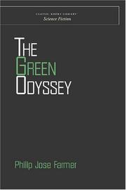Cover of: The Green Odyssey