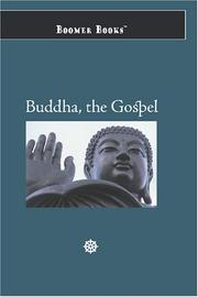 Cover of: Buddha, the Gospel
