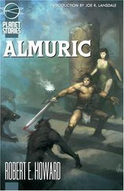 Cover of: Almuric