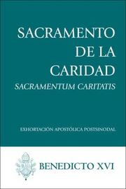 Cover of: Sacramento de La Caridad