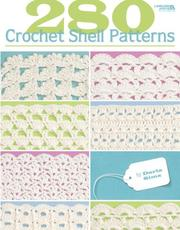 Cover of: 280 Crochet Shell Patterns (Leisure Arts #3903)