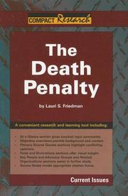 Cover of: The Death Penalty |