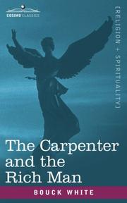 Cover of: The Carpenter and the Rich Man