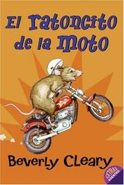 Cover of: The Mouse and the Motorcycle (Spanish edition) | Beverly Cleary