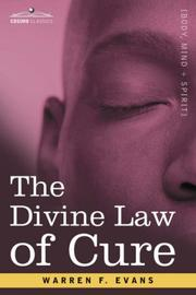 Cover of: The Divine Law of Cure