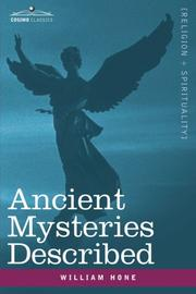 Ancient mysteries described by Judith Martin