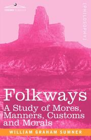 Cover of: FOLKWAYS | William Graham Sumner