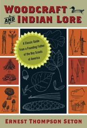 Cover of: Woodcraft and Indian Lore