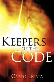 Cover of: Keepers of the CODE | Carlo Licata