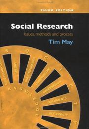 Cover of: Social Research | Tim May