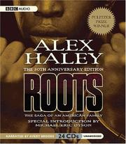Cover of: Roots: The Saga of an American Family (Audiobook)