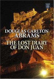 Cover of: The Lost Diary of Don Juan