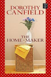 Cover of: The Home-maker