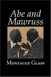 Cover of: Abe and Mawruss | Montague Glass