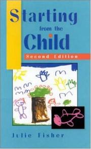 Cover of: Starting from the child