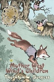 Cover of: Mother West Wind's Children