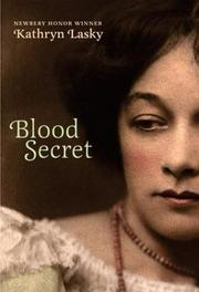 Cover of: Blood secret