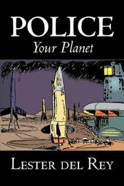 Cover of: Police Your Planet