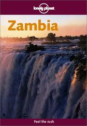 Cover of: Lonely Planet Zambia