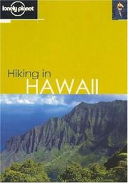 Lonely Planet Hiking in Hawaii