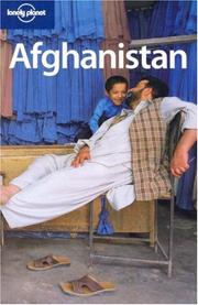 Cover of: Lonely Planet Afghanistan | Paul Clammer