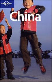 Cover of: Lonely Planet China | Damian Harper