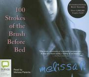 Cover of: 100 Strokes of the Brush Before Bed | Melissa Parente