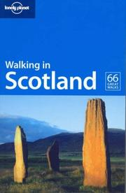 Cover of: Lonely Planet Walking in Scotland