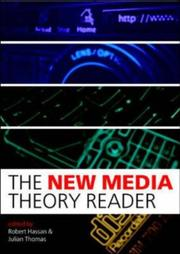 Cover of: The New Media Theory Reader | Robert Hassan