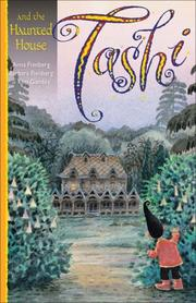 Cover of: Tashi and the haunted house
