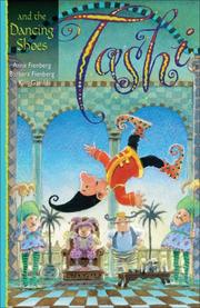 Cover of: Tashi and the dancing shoes