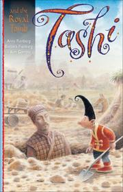 Cover of: Tashi and the royal tomb