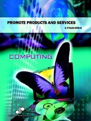 Cover of: Promote Products and Services | Michelle Lindsay