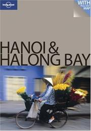 Cover of: Lonely Planet Hanoi & Halong Bay Encounter | Tom Downs